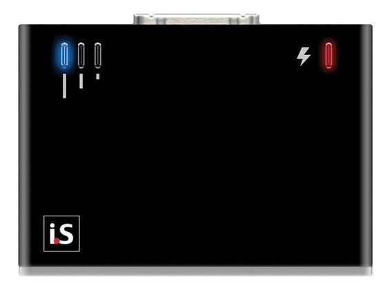 Carregador Bivolt+bateria P/iPhone E iPod Isound | Dgipod685