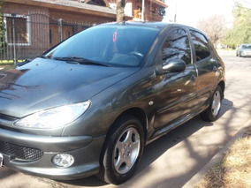 Impecable E Inmaculado Peugeot 206 1.6 Xt Año 2008 72000 Kms