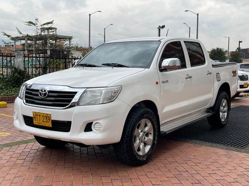 Toyota Hilux Imv 4x4 2500cc Tdi Mt Aa Ab Abs Dh Fe