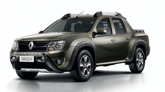 Camionetas Renault Duster Oroch 2.0 Privilege Toyota Hilux V