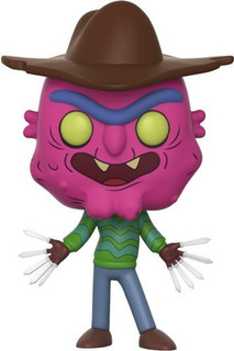 Funko Pop Animation: Rick And Morty-scary Terry
