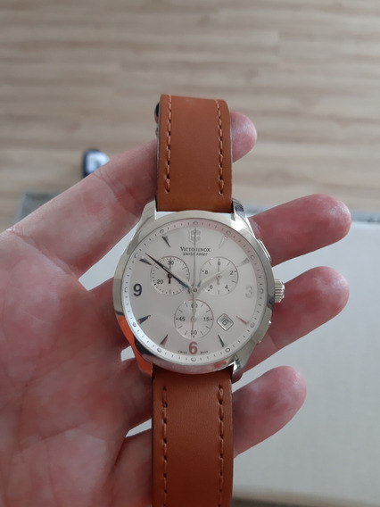 Relógio Victorinox Alliance Com Nf, Desfazendo Colecao