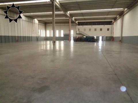 Galpão Para Locação Industrial Anhangüera, Osasco - Gl00631