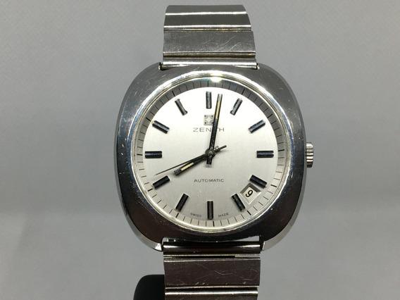 Reloj Zenith Surf Automatic Vintage De Coleccion Suizo
