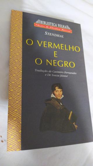 * Livro - Stendhal O Vermelho E O Negro