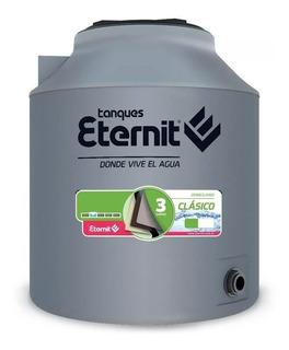 Tanque de agua Eternit Clásico tricapa vertical polietileno 1000l
