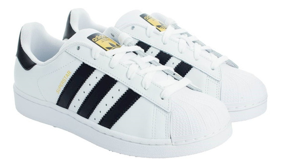 Tênis adidas Superstar Foundation (34 Ao 42)