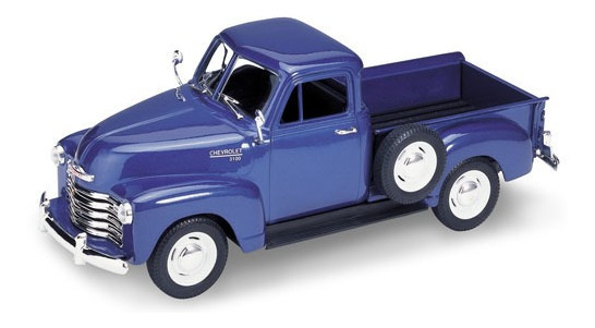 Camioneta Chevrolet Pick Up 1953 (1:24) Original Welly