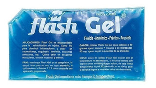 Gel Pack Frio Calor Reusable Flash Terapeutico Lesion Cuotas