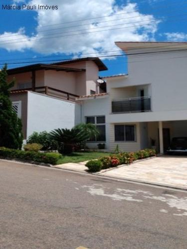 Casa No Condomínio Portal Da Primavera - Campo Limpo Paulista. - Ca04123 - 69472386