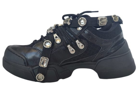 Tênis Feminino Flashtrek Chunky Sneaker Me Gusta 080448