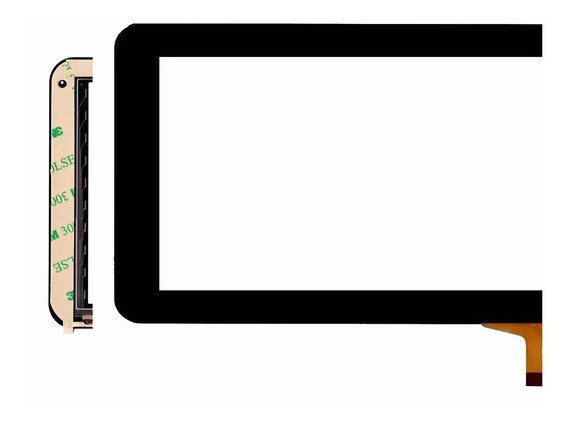 Tela Touch Tablet Multilaser M7s Dual Core