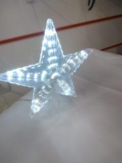 Ponteira Estrela Led