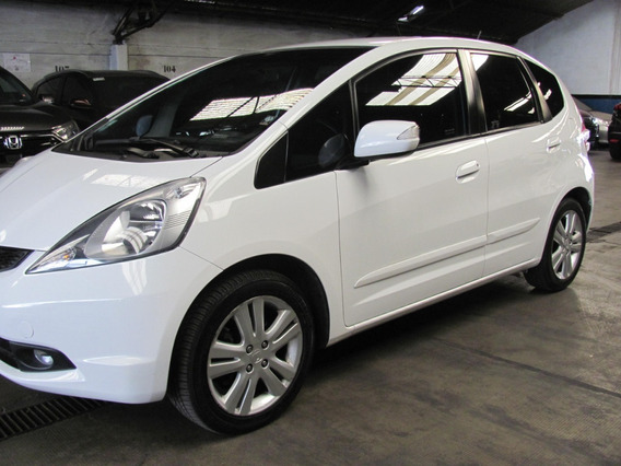 Honda Fit Exl 1.5 Automatico 2012
