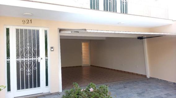 Casa Para Alugar, 351 M² Por R$ 4.800/mês - Jardim Guanabara - Campinas/sp - Ca0421