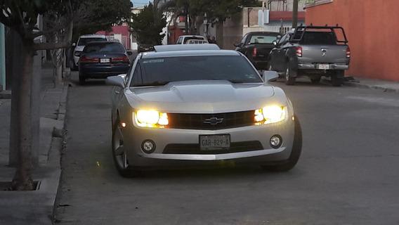 Chevrolet Camaro Lt V6 At 2012 Con Sonido