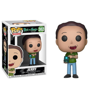 Funko Pop! Tv Animation Rick And Morty Jerry