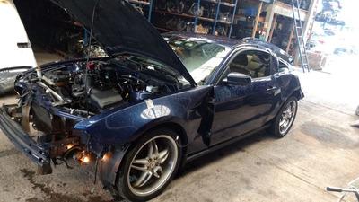 Sucata Batidos Peças Ford Mustang V6 Coupe 2012