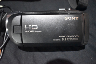 Cámara Video Sony Hdr-cx405 + Accesorios