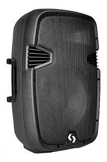 Bafle Potenciado Tecshow Ampro Bam-1200a 350w Usb Bluetooth