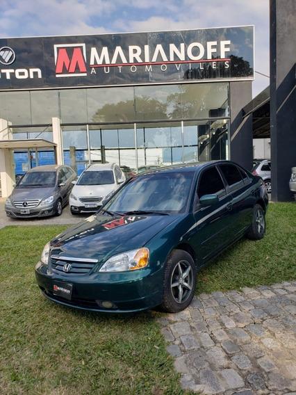 Civic Lx 1.7 Mt 2001
