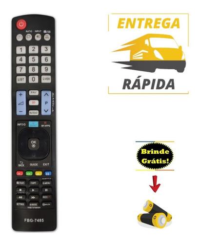 Controle Remoto Smart LG 3d Led/lcd Sky-7485 LG Akb73756504