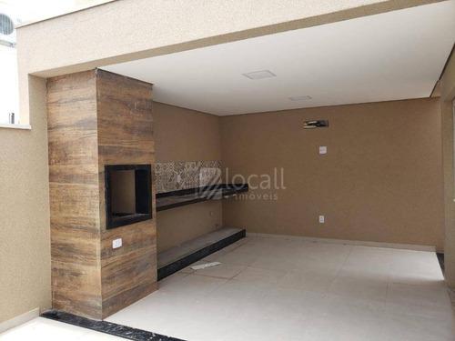 Imagem 1 de 30 de Casa Com 3 Dormitórios, 94 M² - Venda Por R$ 600.000,00 Ou Aluguel Por R$ 3.100,00/mês - Village Imperial Residence - São José Do Rio Preto/sp - Ca2570