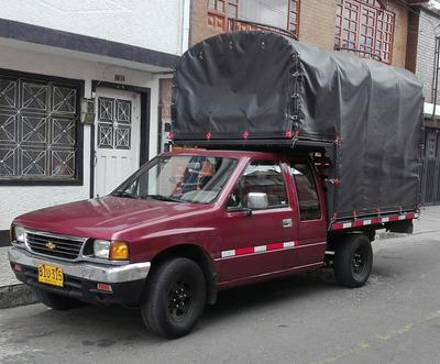 Acarreos Trasteos Mudanzas Pequeñas En Bogotá 3203160652