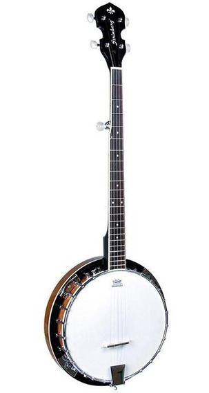Banjo Americano Acústico Strinberg Wb50 5 Cordas