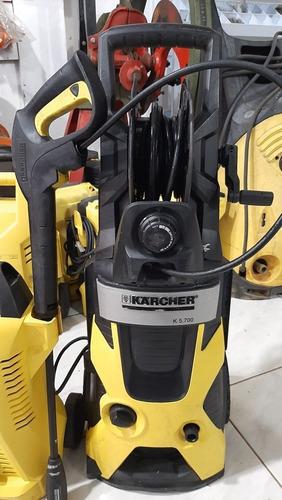Hidrolavadora Karcher K5.700 De Segunda  1800 Psi  7.5 Lpm