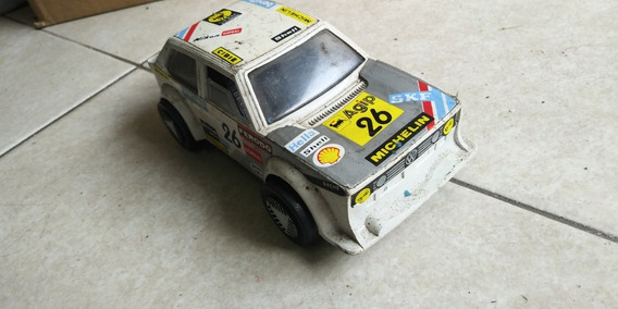 Golf Gti Gozan Escala 1/24 Spain Plastico