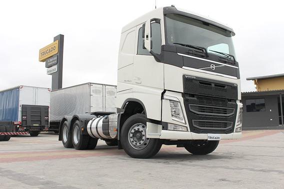 Volvo Fh 460 Trucado 2016 Cavalo Mecânico = 440 420 Nl12 410
