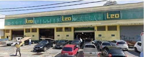 Galpão Para Alugar, 1680 M² Por R$ 50.000,00/mês - Casa Branca - Santo André/sp - Ga0110