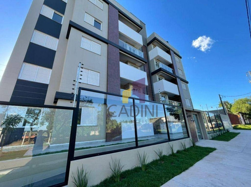 Apartamento À Venda, Bairro Maria Luíza - Cascavel/pr - Ap0502