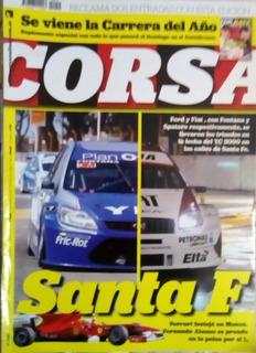 Corsa N°2050 Tc 2000 En Calles De Santa Fe,fontana,spataro