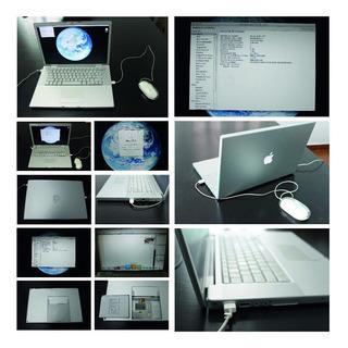 Macbook Pro 1.83 Ghz 15.4 / 2009, Impecable + Bat. Nueva