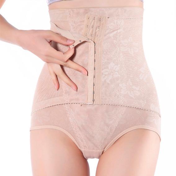 Panty Faja Modeladora Postparto Levanta Pompa Maternidad