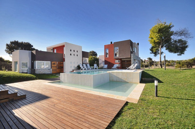 Alquiler En Las Gaviotas Casa Apart - Mar De Las Pampas