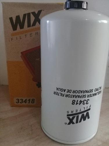 Filtro Wix Separador De Agua 33418 Kodiak