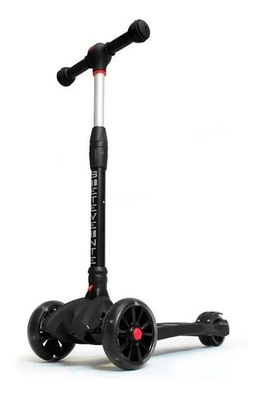 Monopatin Cobra 720 Scooter Con Luz De 4 Ruedas