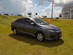 Honda City Dx Cvt 2017