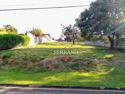 Imagem 1 de 11 de Terreno À Venda, 1000 M² Por R$ 380.000,00 - Condomínio Chácaras Do Lago - Vinhedo/sp - Te0315