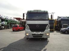 M.benz Axor 2040-s 09/09 Prata Gustavo-caminhões Cegonha Top