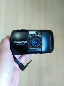 Câmera Fotográfica Olympus Stylus (mju 1)