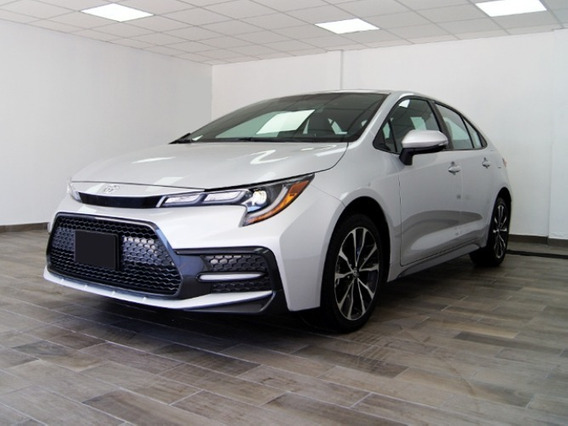 Toyota Corolla Se 2020 Plata