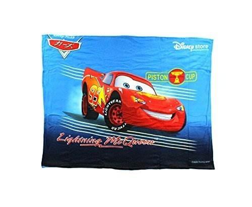 Imagen 1 de 1 de Disney Cars - Manta De Forro Polar Con Texto Rayo Mcqueen, 5