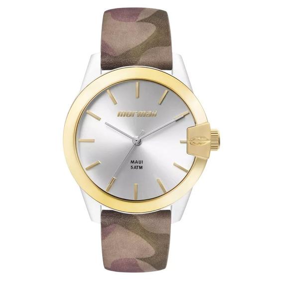 Relógio Analógico Luau Mormaii Mo2035il/8b