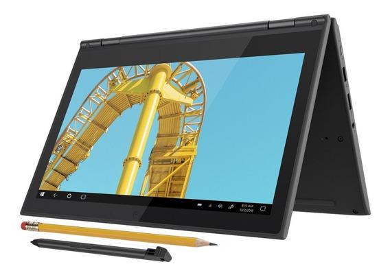 Notebook Lenovo 2 Em 1 Intel 2.4ghz 4gb 64gb Ssd Windows Pro