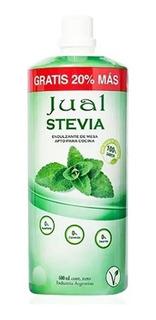 Edulcorante Stevia Natural Líquido Jual 500 Ml
