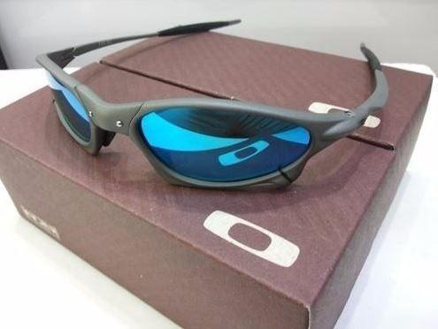 c59290df2 Óculos Oakley Juliet Romeo Azul Escura Imperdível - R$ 110,00 em ...